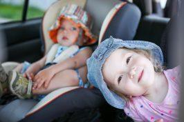 Dicas para viajar de carro com o bebê