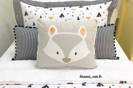 Coleção Fox Preto: Colorida e Lúdica!