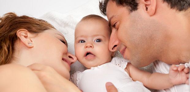 Peça ajuda para distrair o bebê