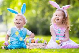Páscoa com atividades divertidas para as crianças