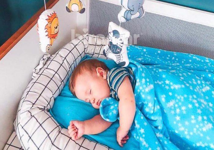 cobertor do bebê