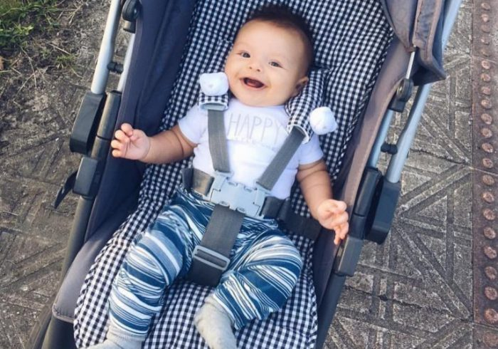 carrinho do bebê