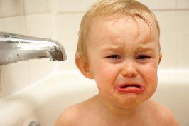 Medo da água – dicas para ajudar a criança!