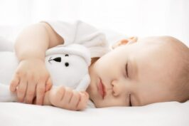Sono do bebê – Fases durante o sono