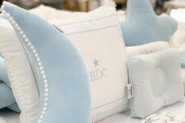 Almofadas – Cores e alegria no quarto do bebê
