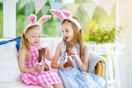 Por que os ovos são presenteados no domingo de Páscoa?